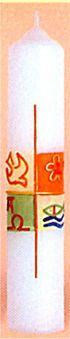 Taufkerze Symbole Katholisch