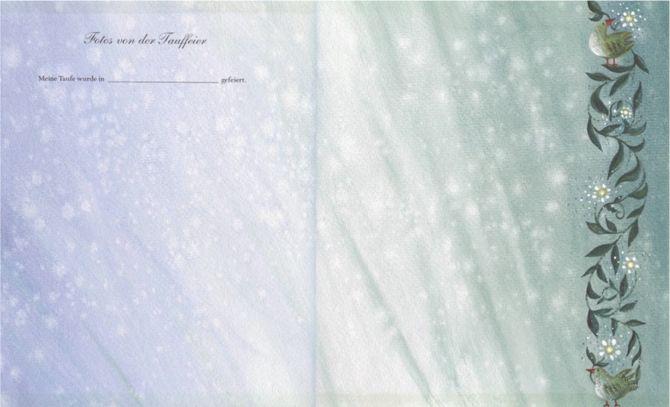 Erinnerungsalbum Fotoalbum Taufe - Tauferinnerungsalbum