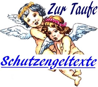 Schutzengel Sprüche Gedichte Zur Taufe