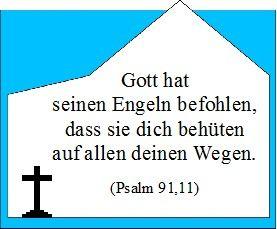 Psalm 91 11 Taufspruch Katholisch